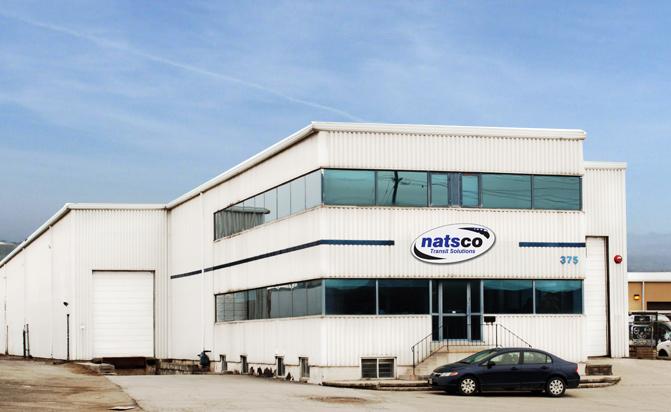 Natsco new building